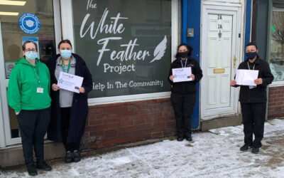 The White Feather Project